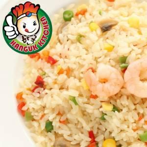 [HEAT & SERVE] Korean Shrimp Fried Rice 250g (5 Packs)