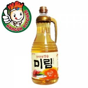 Imported Korean Mirim Cooking Wine 1.8L