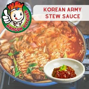Korean Army Stew Paste/Sauce 700g