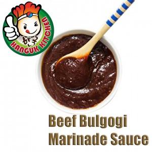 Korean Beef Bulgogi Marinade Sauce 700g