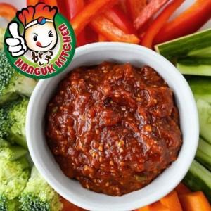 Traditional Korean Ssamjang Sauce (Seasoned Soy Bean Paste) 700g