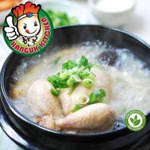 Dak Hanmary (Korean Whole Chicken Stew) 2.5kg