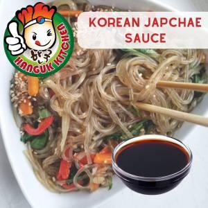 Korean Japchae Sauce 700g