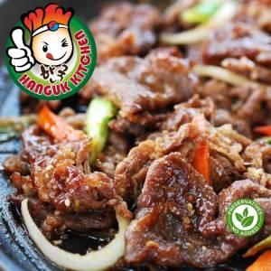 Korean Beef Bulgogi (Individual Portion) 220g
