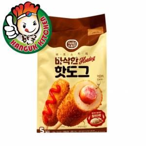 Imported Korean Crispy Corndog -Original Flavour 400g