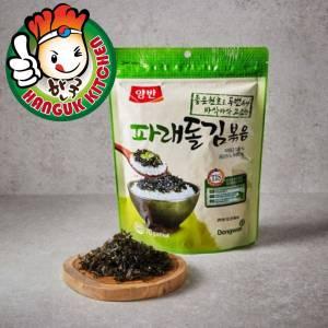 Imported Korean KimJaban Stir-fried Shredded Seaweed (Laver)