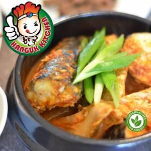 [HEAT & SERVE] Tradition Kimchi Wild Caught Mackerel Stew 500g