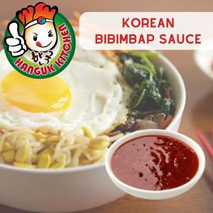 Korean Bibimbap Sauce 700g