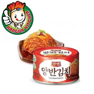 Convenient Fermented Canned Cut Kimchi 160g Dongwon