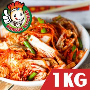 Imported Korean Fermented Kimchi 1kg