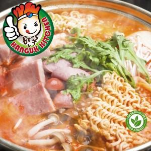 [HEAT & SERVE] Budae Jjiggae (Korean Army Stew Set) 1.6kg