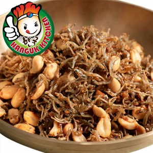 Stir-fried Anchovies Myulchi Bokkeum (Freshly made in Singapore) 380g